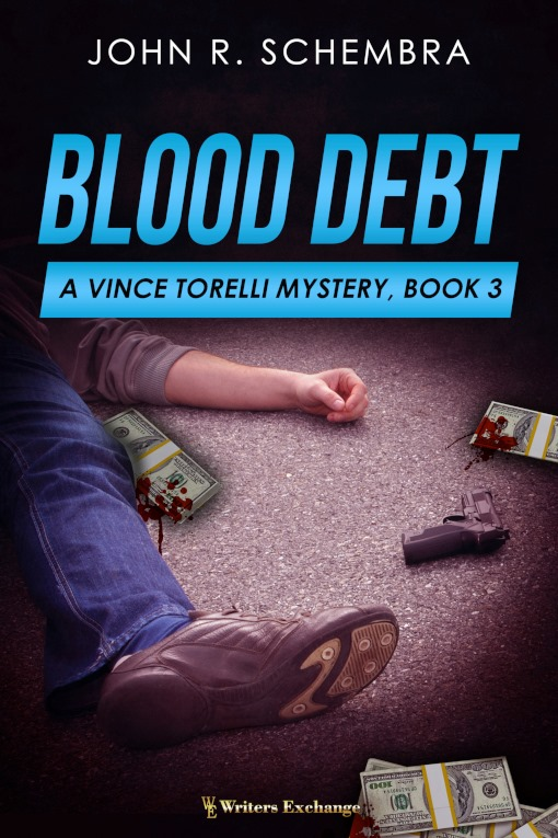 Blood Debt- A Vince Torelli Mystery