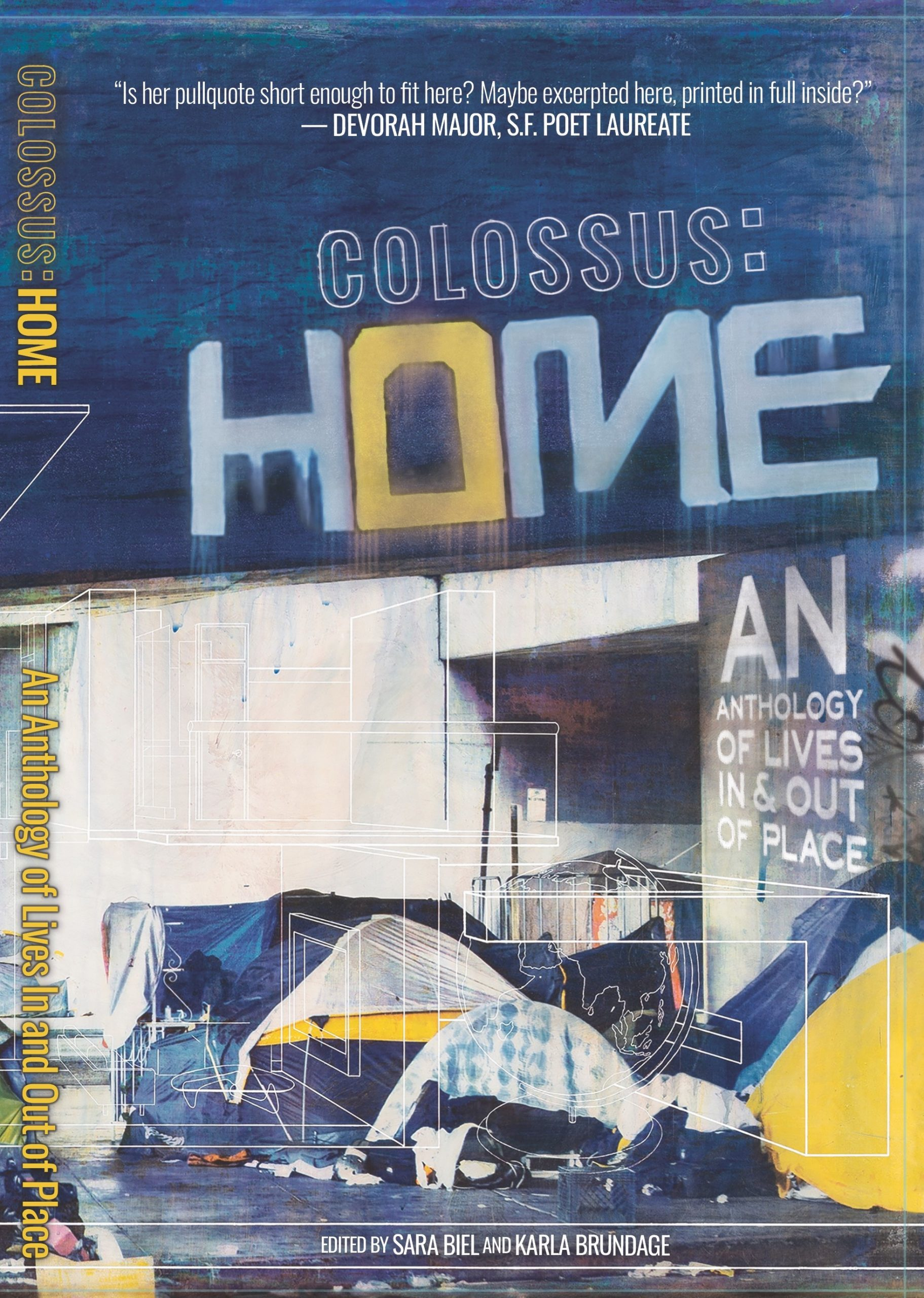 Colossus-HOME book cover